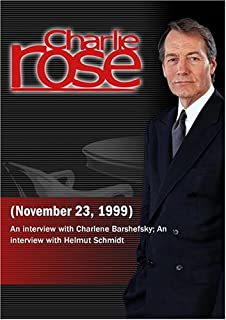 Charlie Rose November 23, 1999