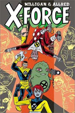 X-Force - Volume 1: New Beginnings