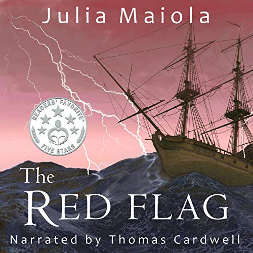 The Red Flag  By  cover art