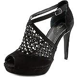 Alfani Caelen Women US 8.5 Black Platform Heel