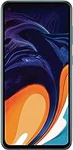هاتف جالاكسي ايه 60 من سامسونج ثنائي شرائح الاتصال بذاكرة تخزين داخلية 128 جيجا وذاكرة رام 6 جيجا وبتقنية الجيل الرابع ال تي اي، لون ازرق
