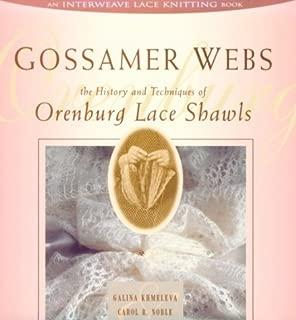 orenburg lace shawl pattern