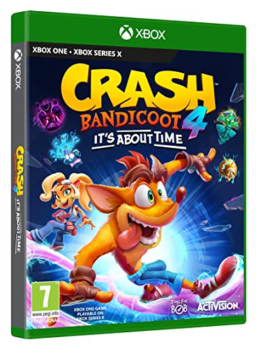 Crash Bandicoot 4 - It´S About Time - Xbox One