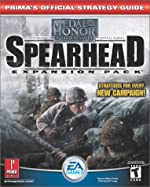 Spearhead - Expansion Pack : Prima's Official Strategy Guide de Prima Development