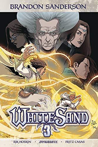 Brandon Sanderson's White Sand Volume 3
