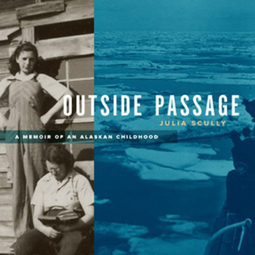 Outside Passage audiobook cover art