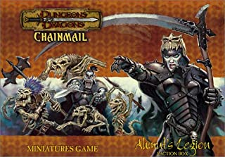 Dungeons & Dragons Chainmail: Miniatures Game : Ahmut's Legion : Faction Box