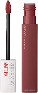 Maybelline New York Super Stay Matte Ink Liquid Lipstick - 160, Mover