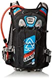 Leatt DBX Enduro Sac de hydratation Mixte Adulte, Noir/Bleu/Orange