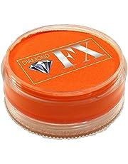 Diamond FX Neon Schmink - Oranje (90 g)