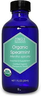 Best edible spearmint oil Reviews