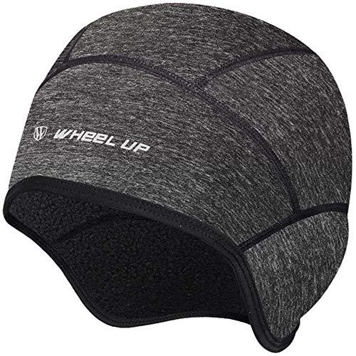 Fahrrad Mütze Helm-unterziehmütze Bike Warme Mütze Polar Fleece Cap,Dicht und Winddicht Für die Wärme des Kopfes,Geeignet zum Radfahren,Wandern,Skifahren,Klettern.Radfahren Geschenke für Männer