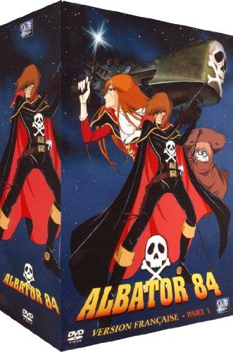 Albator 84-Partie 1-Coffret 4 DVD-VF