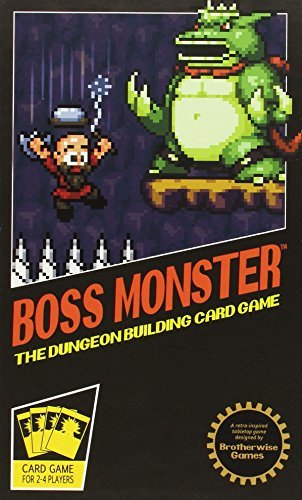 Boss Monster Boxed Card Game by Brother Wize Games