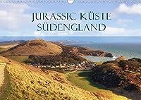 Jurassic Kueste - Suedengland (Wandkalender 2022 DIN A3 quer): Die Jurassic Kueste im Sueden Englands bietet atemberaubende Klippen und Aussichten auf den Aermelkanal (Monatskalender, 14 Seiten )