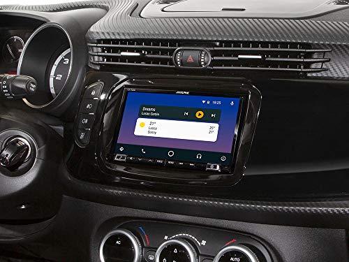 "Alpine iLX-702-940AR 2DIN Kit Giulietta 7"" Apple CarPlay Android Auto"