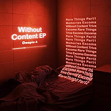 Without Contet EP