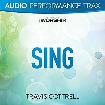 Sing [Audio Performance Trax]