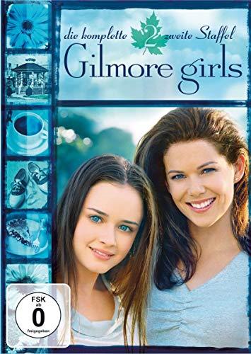Gilmore Girls - Staffel 2 [6 DVDs]