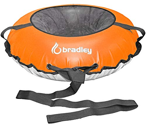 Bradley Kids Snow Tube with 42' Heavy Duty Cover | Tow Leash | Made in USA