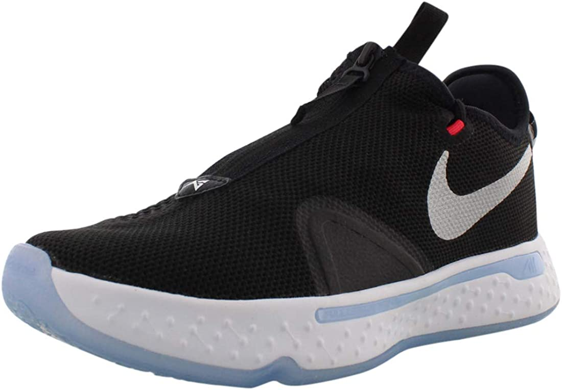 Nike PG4 New color Basketball New sales Shoes 11 White-lt Black