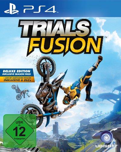 Trials Fusion Deluxe Edition [Importación Alemana]