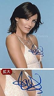 直筆サイン入り写真 マスク 彼女は最高 等 キャメロン・ディアス/映画 ブロマイド オートグラフ 【証明書(COA)・保証書付き】