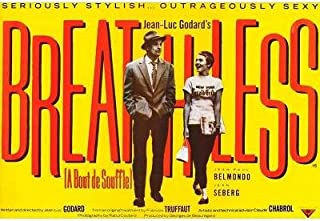 Best breathless movie poster Reviews
