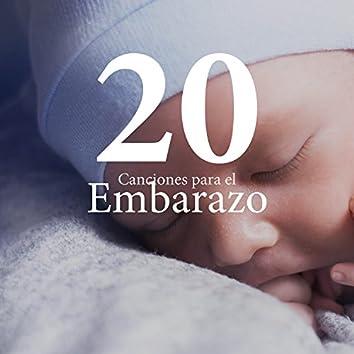 20 Canciones para el Embarazo: Música Relajante New Age para Calmar Mente y Cuerpo