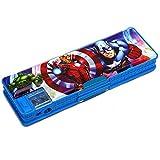 GOYAL Multi Functional Favourite Character Pencil Box Wih Dual Sharpner
