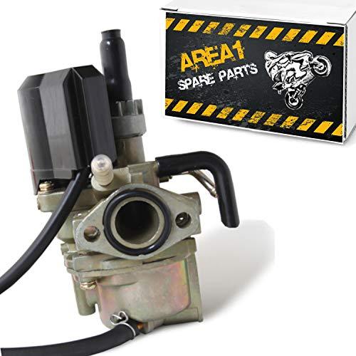 Carburador de repuesto para Kymco, SYM, Hond-a, Peugeot vertical (50 ccm)