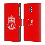 Official Liverpool Football Club Red Crest 2 PU Leather