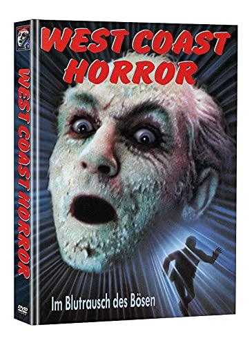 West Coast Horror - Contagion - Mediabook - Limited Edition auf 111 Stück (+ Bonus-DVD)