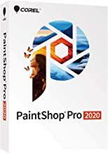 Corel PaintShop Pro 2020 - Photo Editing and Graphic Design Software [PC Disc]
