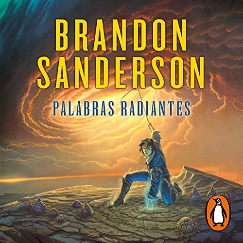 Palabras radiantes [Radiant Words] cover art