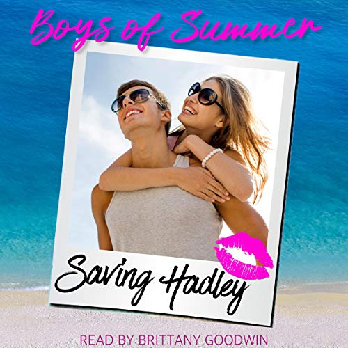 Saving Hadley cover art