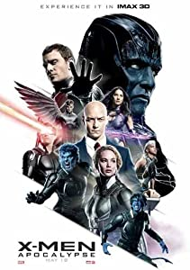 X-MEN:アポカリプス (2016) X-Men: Apocalypse
