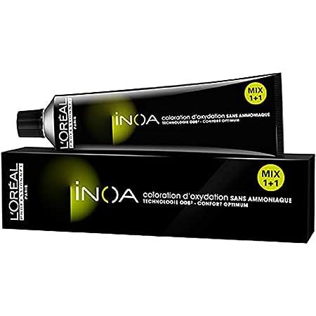 LOréal Professionnel INOA Coloración, Tono 7.34 - 60 gr