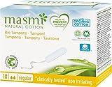 masmi Natural Cotton bio tampones Classic