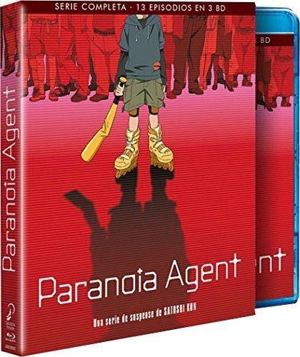 Paranoia Agent Blu-Ray. Edición Coleccionista [Blu-ray]