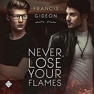Never Lose Your Flames cover art