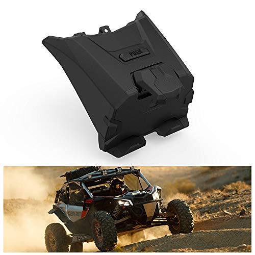 KIWI MASTER Electronic Device Tablet Phone Holder Compatible for 2017-2021 Can Am Maverick X3 Storage Box Organizer Tray 715002874