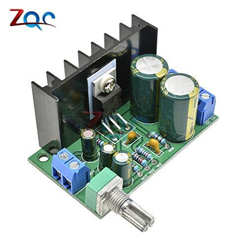 TDA2050 DC 12-24V 10-30W Amp Mono Audio Amplificador