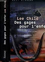 Des gages pour l enfer de Lee Child
