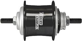 Sturmey-Archer S2 Kick-Shift Hub Kit 32h 120mm Black without Coaster Brake