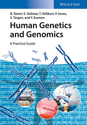 Human Genetics and Genomics: A Practical Guide (English Edition)