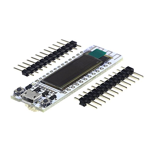 petit un compact Lot de 8 Esp8266 Wireless Wi-Fi 2,3 cm OLED Cp2014 32Mo Internet of Things IoT Module…