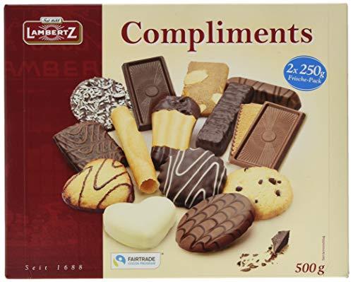 """Lambertz Gebäckmischung \""""Compliments\"""", 8er Pack (8 x 500 g)"""