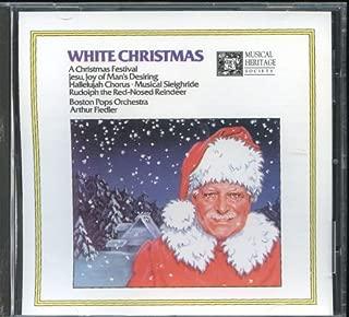 Arthur Fiedler: White Christmas