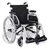 Ayudas Dinámicas - Silla plegable'apolo' rueda 600,talla 45 cm